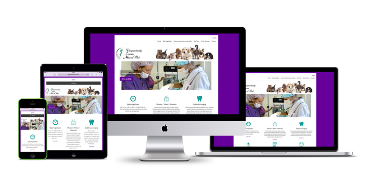 Mooi-Dees.nl webdesign