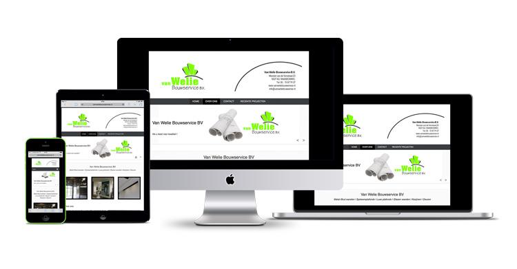 mooi webdesign maas en waal