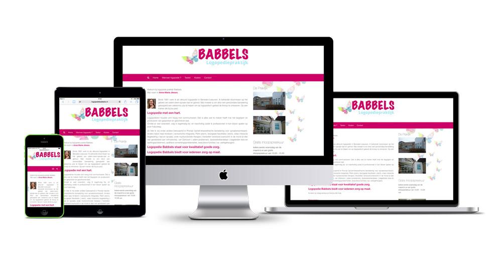 Logopedie Babbels