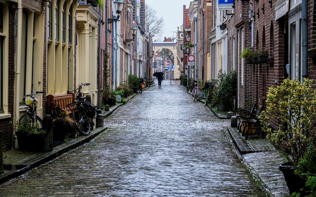Rainy Alkmaar