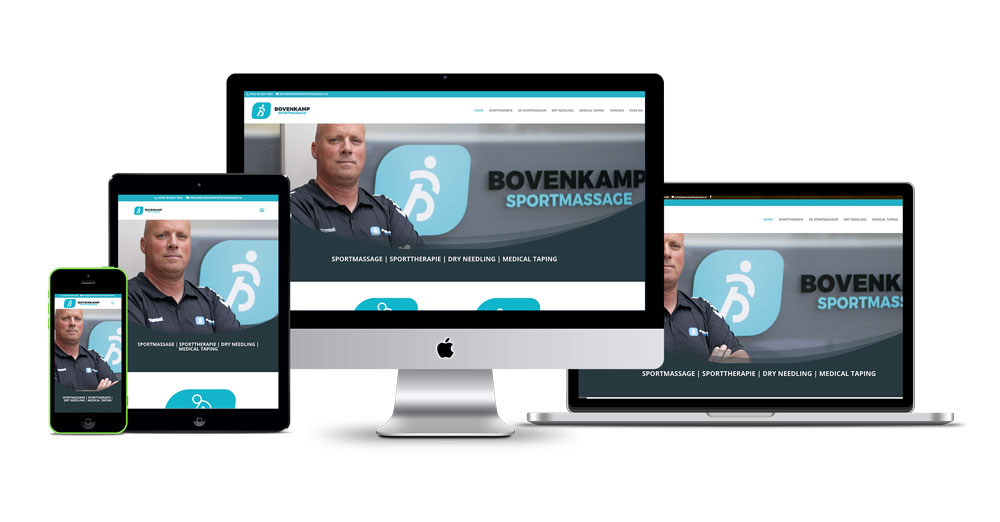 Bovenkamp Sportmassage